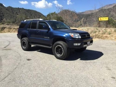 Photo 2005 Toyota 4Runner Sport Edition 4wd 4x4 4-Runner Icon Lifted 3.5 Li