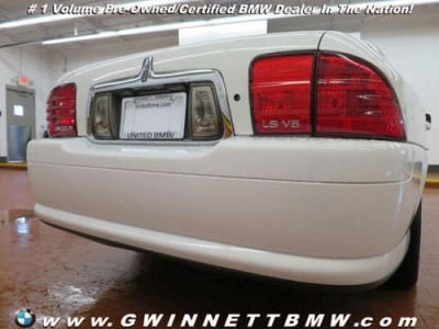 Photo 2002 LINCOLN LS Sedan 4dr Sedan V8 Automatic wBase Pkg