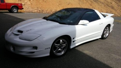 Photo 2002 Pontiac Ram Air Trans Am WS6