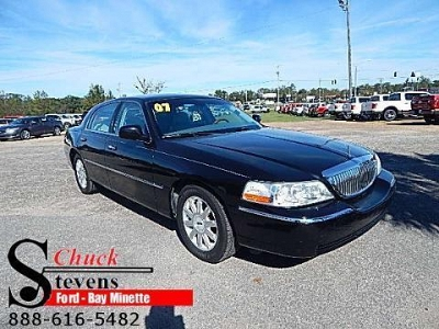 Photo 2007 LINCOLN TOWN CAR 4 DOOR SEDAN