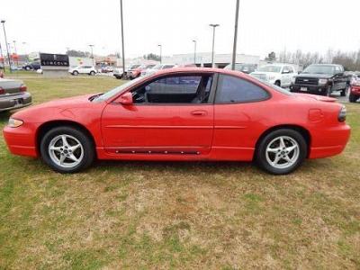 Photo 2001 Pontiac Grand Prix 2 Door Coupe