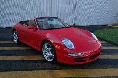 Photo 2006 Porsche 911 2 Door Convertible