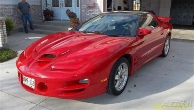 Photo 2001 Pontiac Trans Am WS6 Coupe For Sale in Niagara Falls, Ontario Can