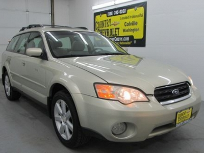 Photo 2006 Subaru Legacy Outback 2.5I Premium LEATHER LOADED LOCAL TRADE