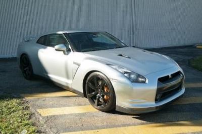 Photo 2009 Nissan GT-R 2 Door Coupe