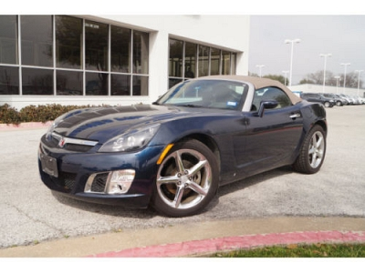 Photo 2007 Saturn SKY Red Line 2dr Convertible Red Line