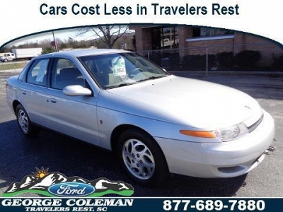 Photo 2002 Saturn L200 4 Door Sedan