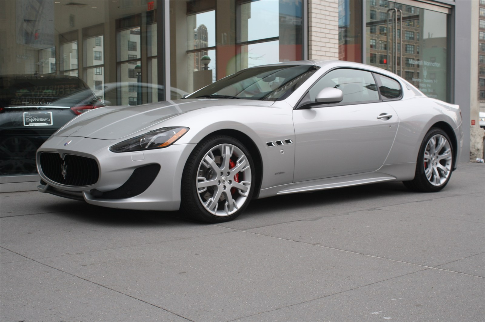Photo 2014 Maserati GranTurismo Coupe