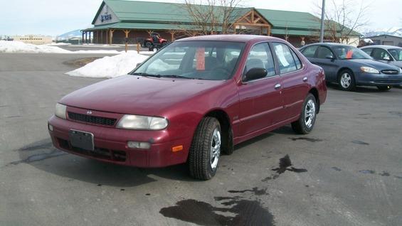 Photo 1994 Nissan Altima S