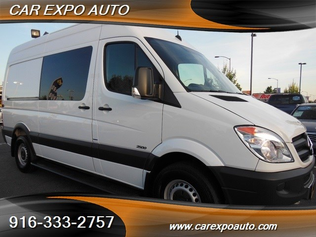 Photo 2011 Mercedes-Benz Sprinter 2500 144quot Crew