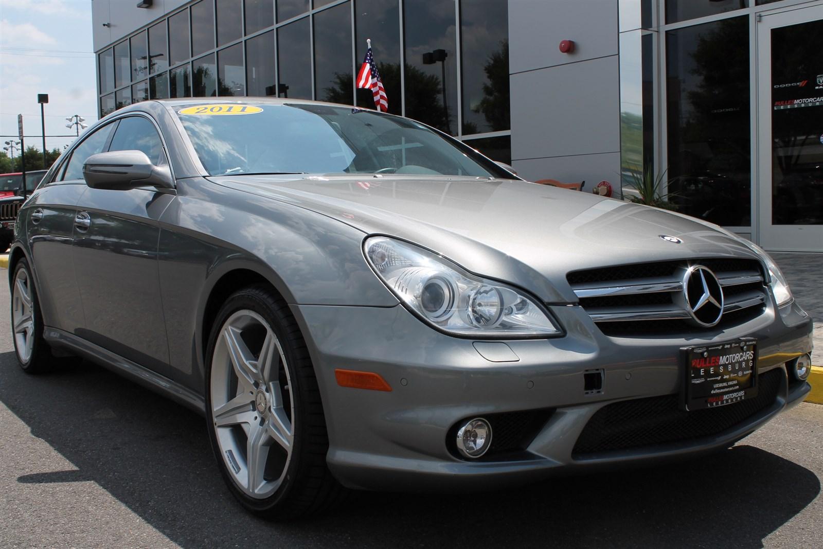 Photo 2011 Mercedes-Benz CLS550