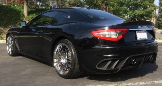 Photo 2013 Maserati GranTurismo MC Coupe