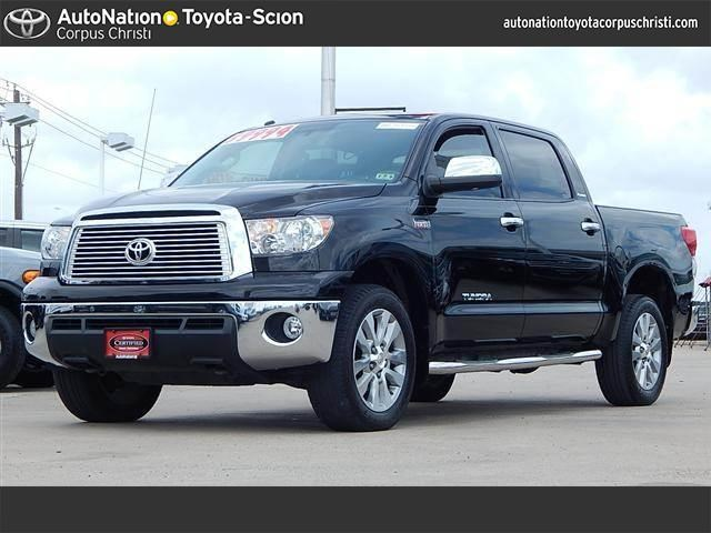 Photo 2012 Toyota Tundra 4x4 CrewMax Limited