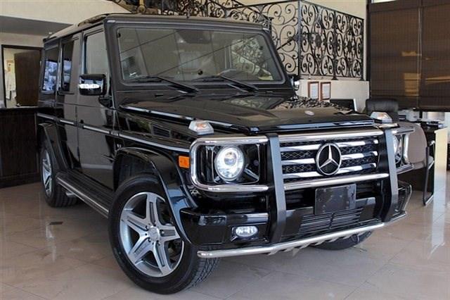 Photo 2011 Mercedes-Benz G55 AMG 4MATIC