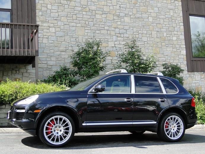 Photo 2009 Porsche Cayenne Turbo S