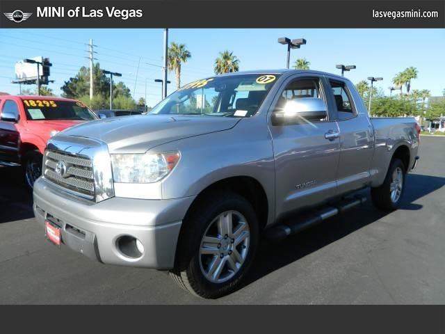 Photo 2007 Toyota Tundra 2WD Double Cab Limited