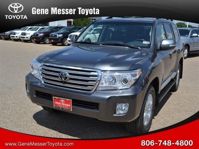 Photo 2014 Toyota Land Cruiser