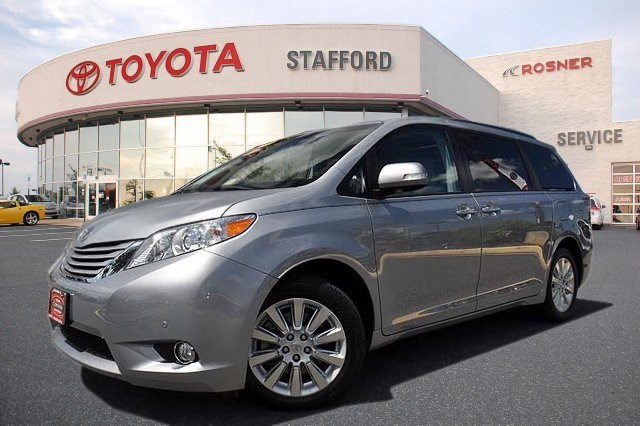Photo 2014 Toyota Sienna Limited