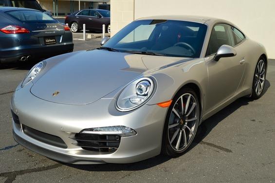 Photo 2012 Porsche 911 Carrera S Coupe