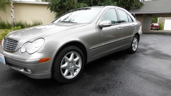 Photo 2003 Mercedes-Benz C320