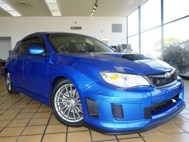 Photo 2011 Subaru Impreza WRX Hatchback