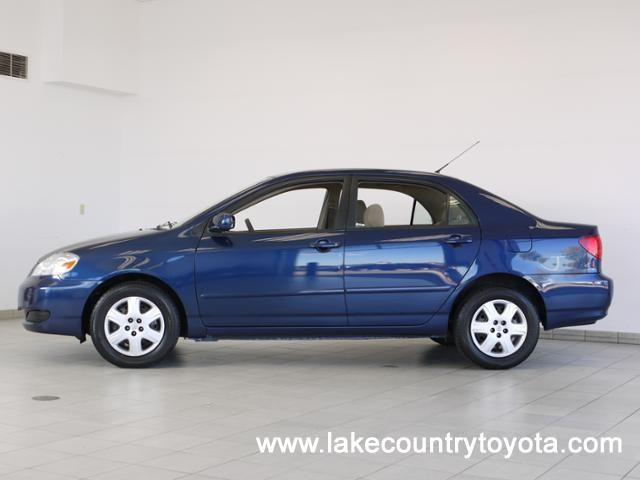Photo 2008 Toyota Corolla LE