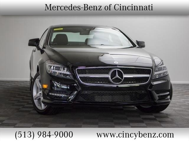 Photo 2014 Mercedes-Benz CLS550 4MATIC