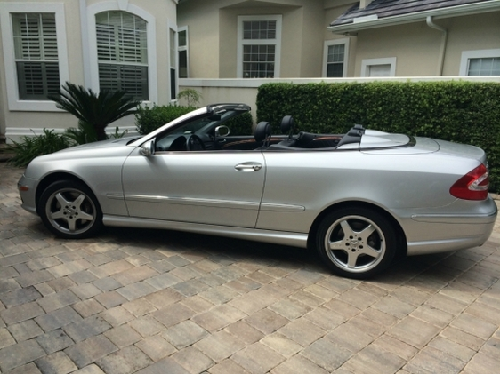 Photo 2004 Mercedes-Benz CLK500