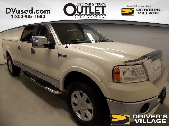 Photo 2007 Lincoln Mark LT 4x4