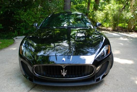Photo 2013 Maserati GranTurismo MC Stradale