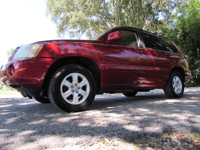 Photo 2002 Toyota Highlander 2WD V6