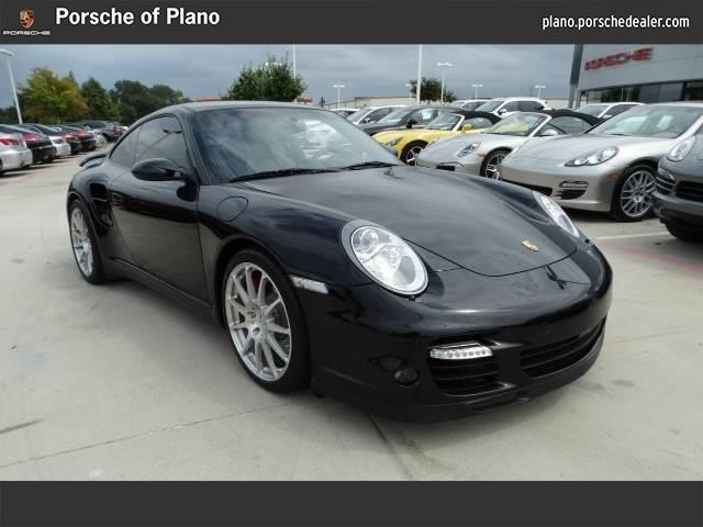Photo 2007 Porsche 911 Turbo Coupe