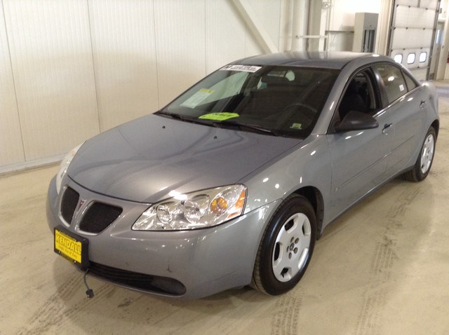 Photo 2007 Pontiac G6 Value Package