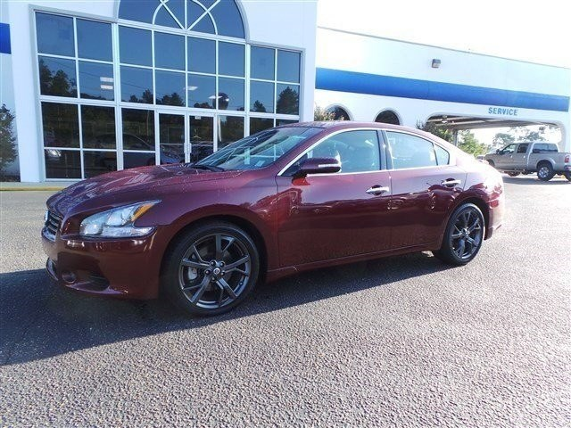 Photo 2013 Nissan Maxima 3.5 SV w Sport Package