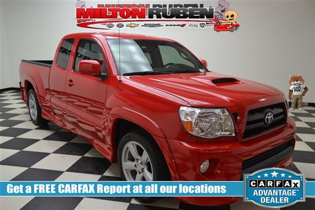 Photo 2007 Toyota Tacoma 2WD Access Cab X-Runner