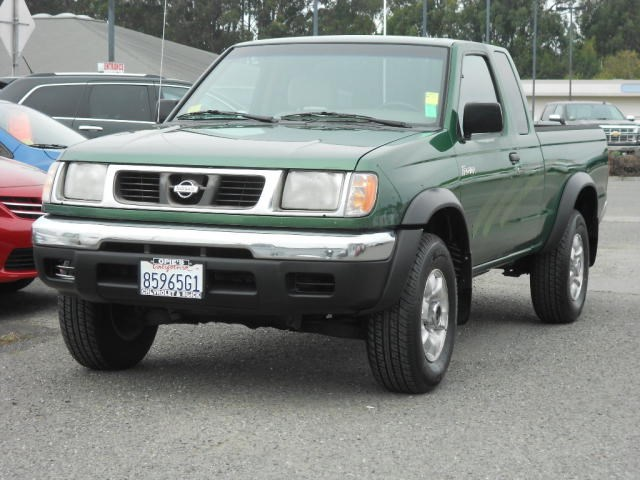 Photo 1998 Nissan Frontier XE