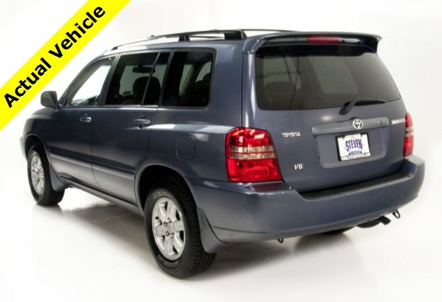 Photo 2002 Toyota Highlander V6