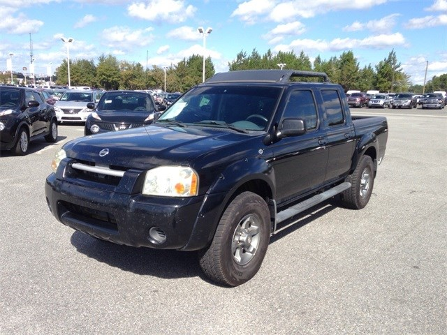 Photo 2003 Nissan Frontier XE