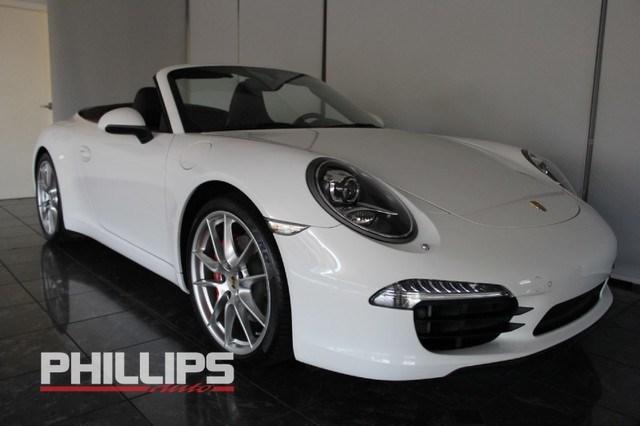 Photo 2012 Porsche 911 Carrera S Cabriolet
