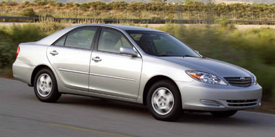 Photo 2003 Toyota Camry