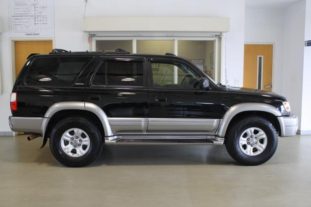 Photo 2002 Toyota 4Runner 2WD Limited