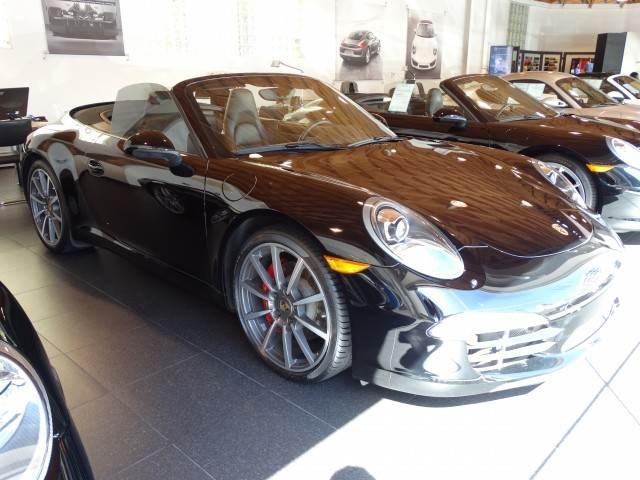 Photo 2012 Porsche 911 Carrera Cabriolet