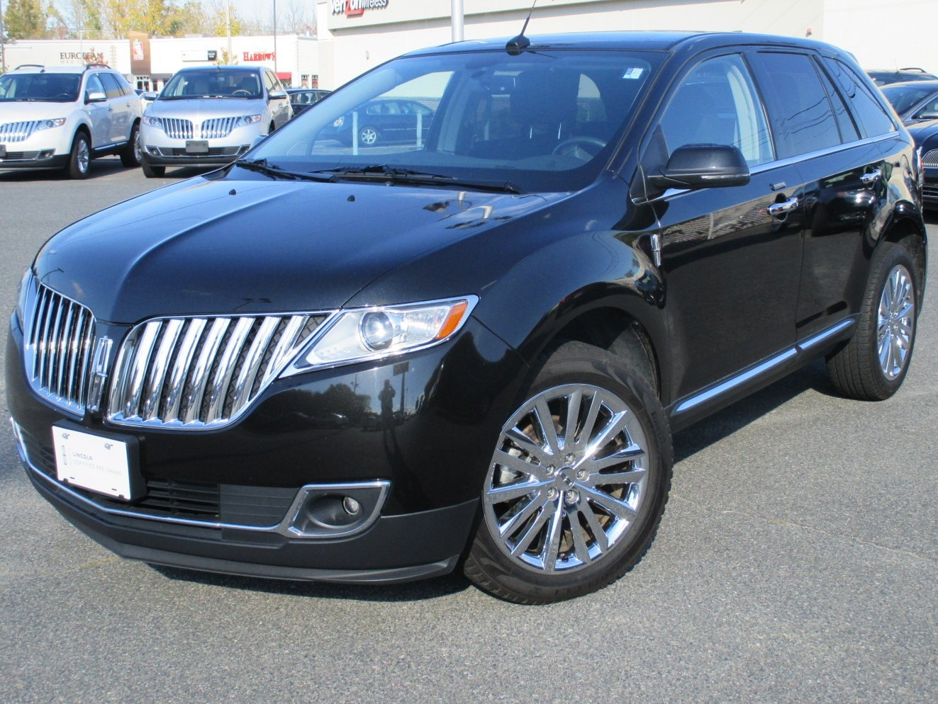 Photo 2013 Lincoln MKX AWD
