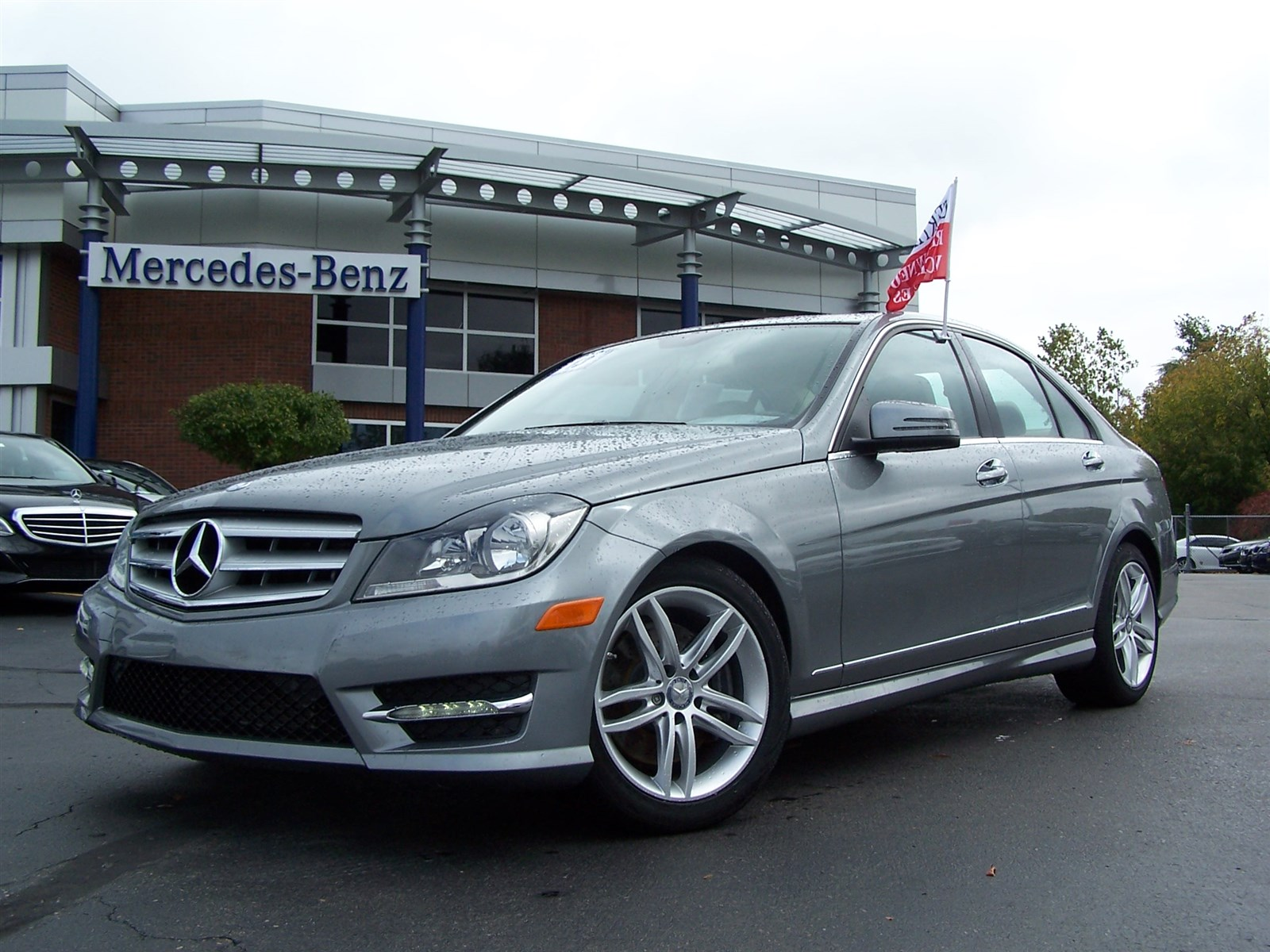Photo 2013 Mercedes-Benz C300 4MATIC Sedan