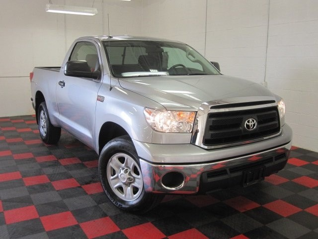 Photo 2013 Toyota Tundra 4x4 Regular Cab