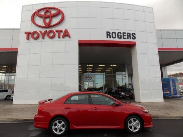 Photo 2012 Toyota Corolla S
