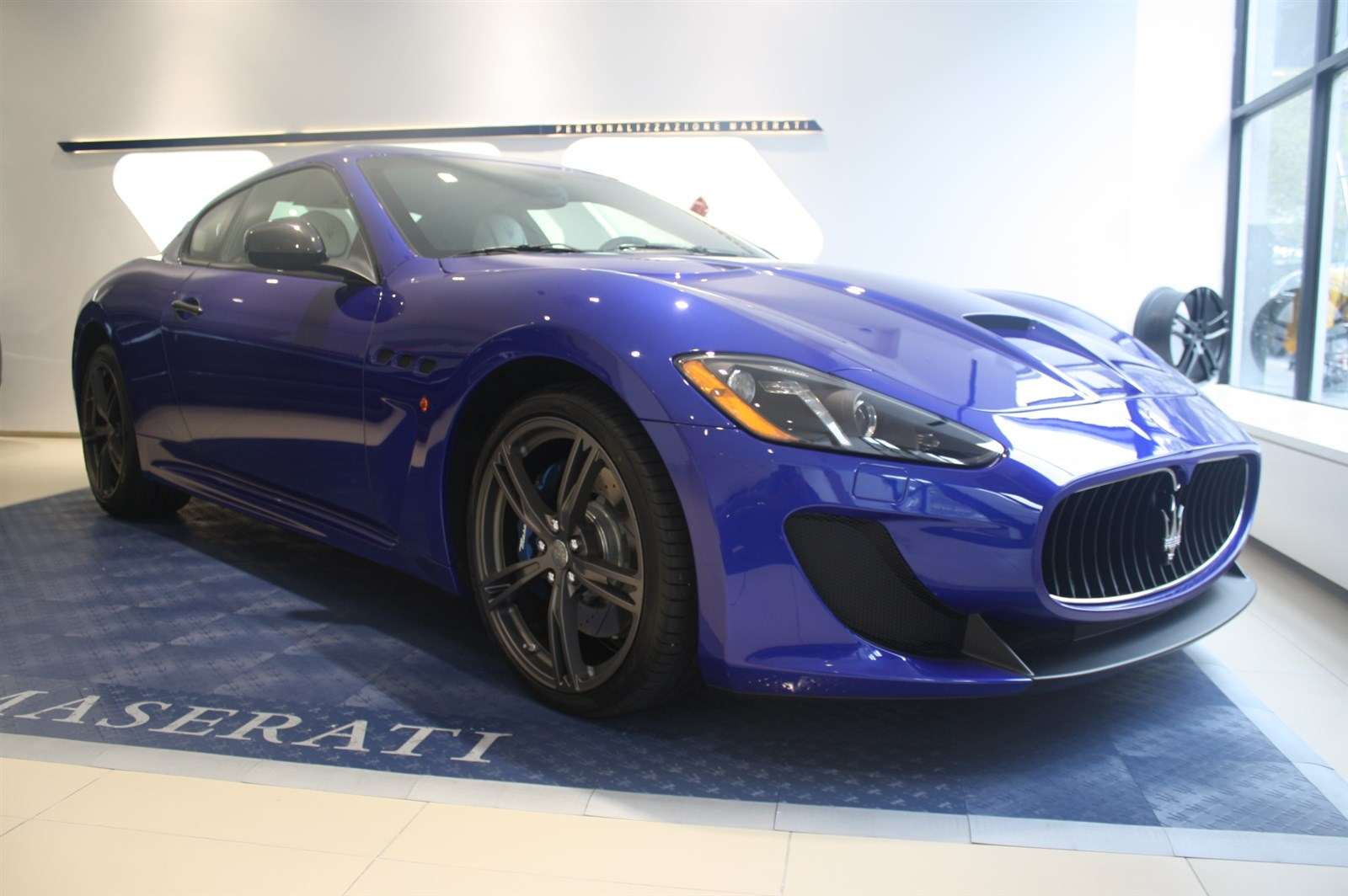 Photo 2015 Maserati GranTurismo Coupe