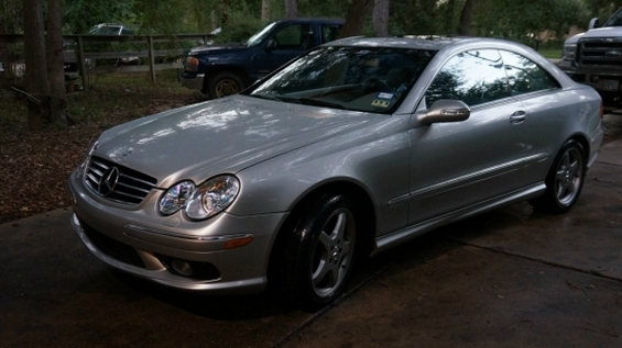 Photo 2003 Mercedes-Benz CLK500