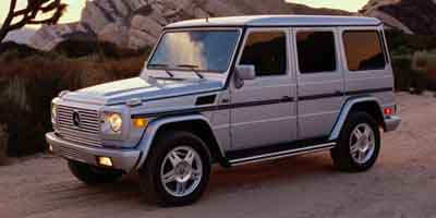 Photo 2004 Mercedes-Benz G500