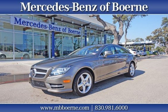 Photo 2013 Mercedes-Benz CLS550 4MATIC